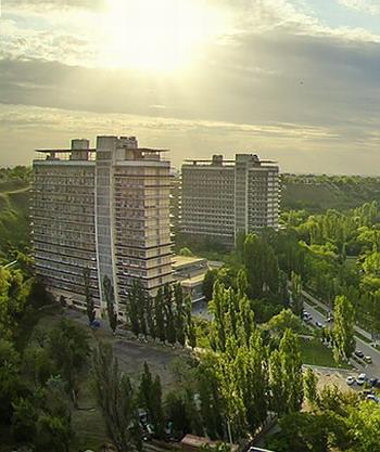 Грязелечение в Одессе курорт Куяльник